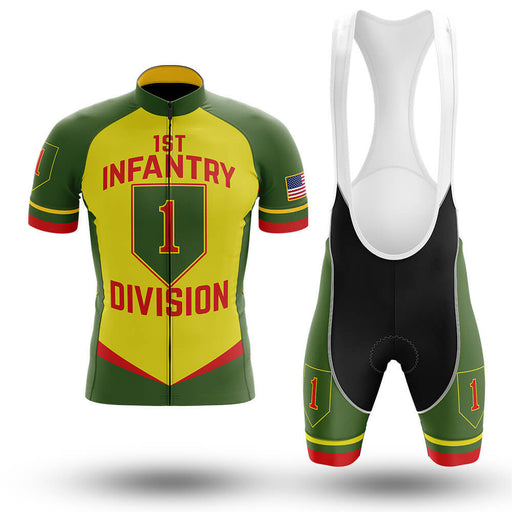 1st Infantry Division - Men's Cycling Kit - Global Cycling Gear