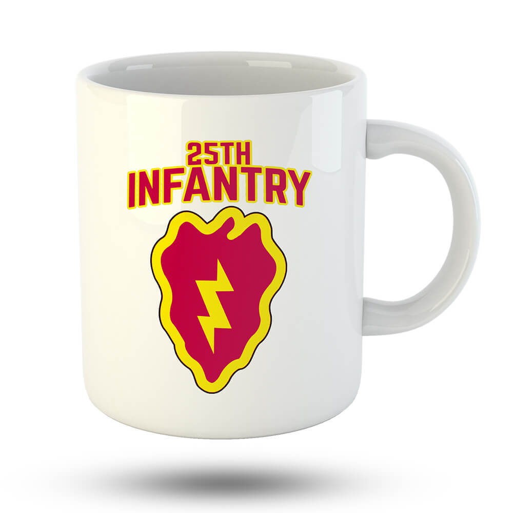 25th Infantry Division Mug - Global Cycling Gear