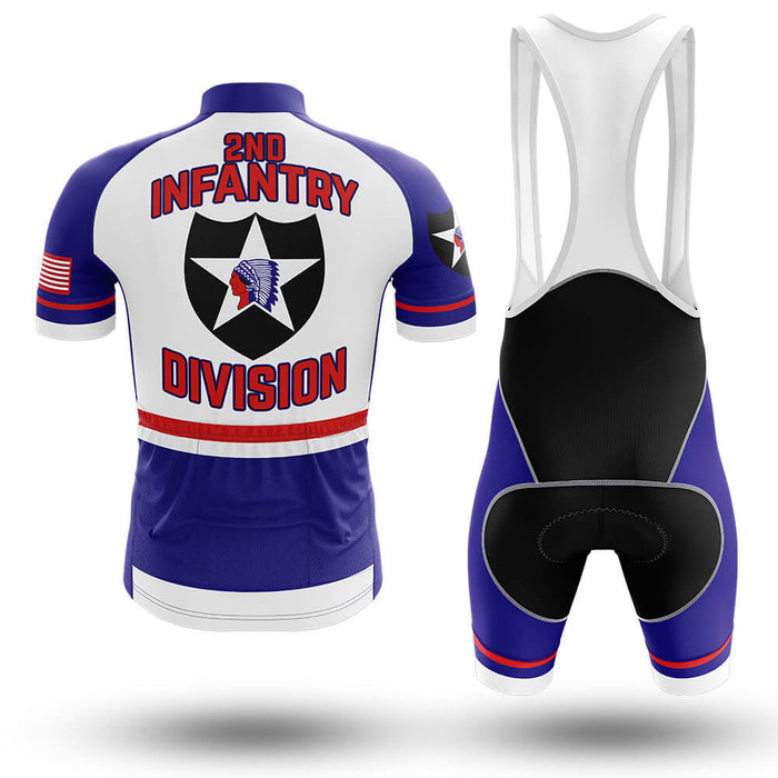 2nd Infantry Division - Men's Cycling Kit - Global Cycling Gear