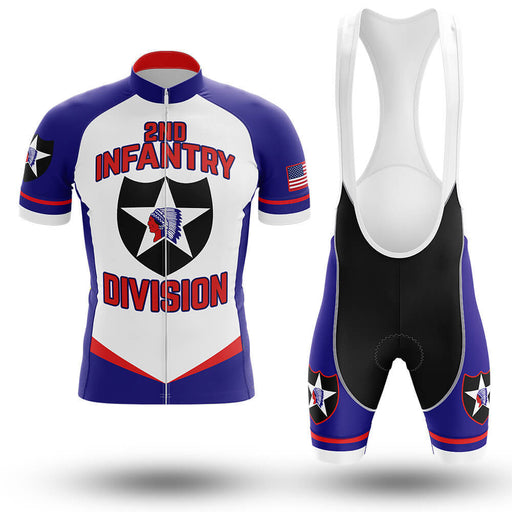 2nd Infantry Division - Cycling Kit - Global Cycling Gear