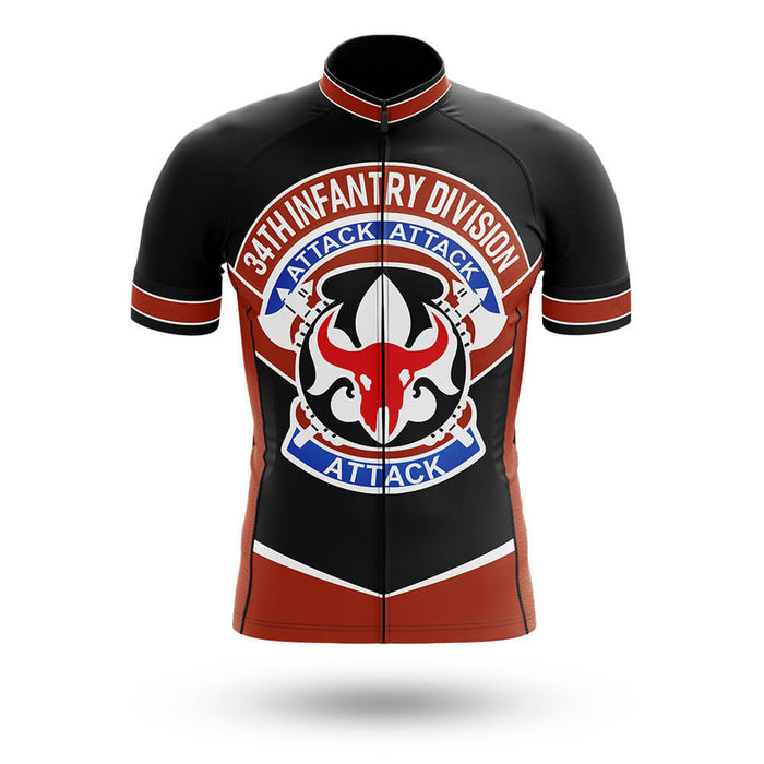 34th Infantry Division - Men's Cycling Kit - Global Cycling Gear