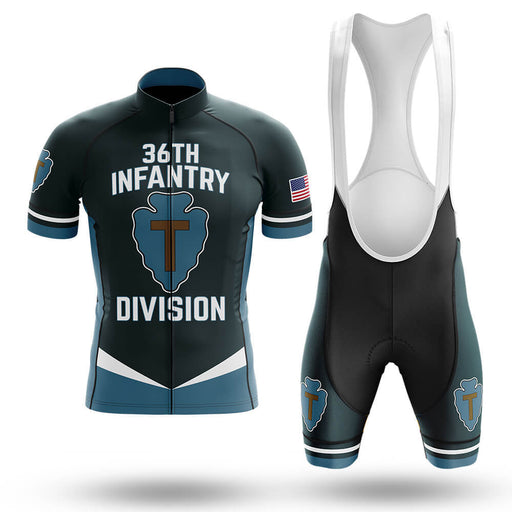 36th Infantry Division - Men's Cycling Kit - Global Cycling Gear
