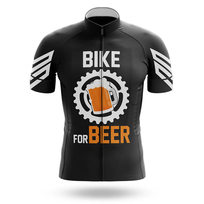 Bike For Beer V3 - Black - Men's Cycling Kit - Global Cycling Gear