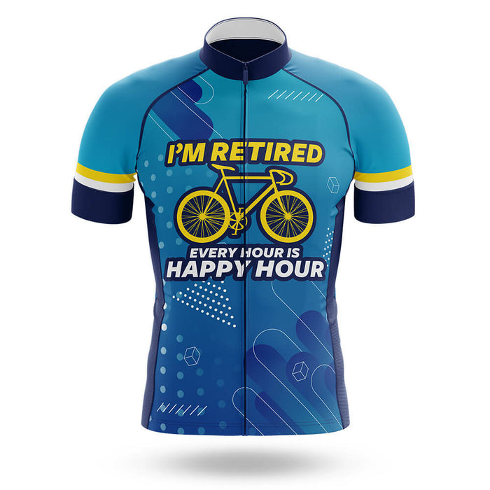 Happy Cycling Hour - Men's Cycling Kit