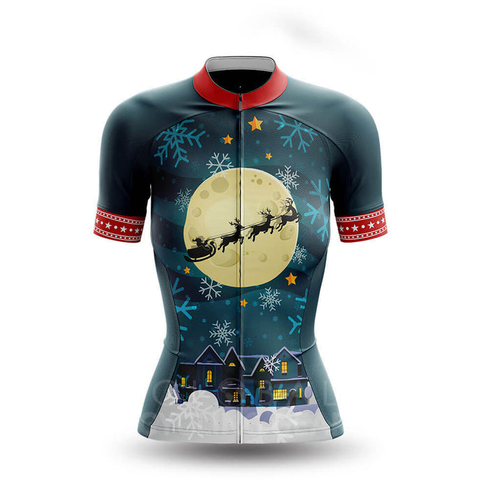 Christmas Night - Cycling Kit - Global Cycling Gear