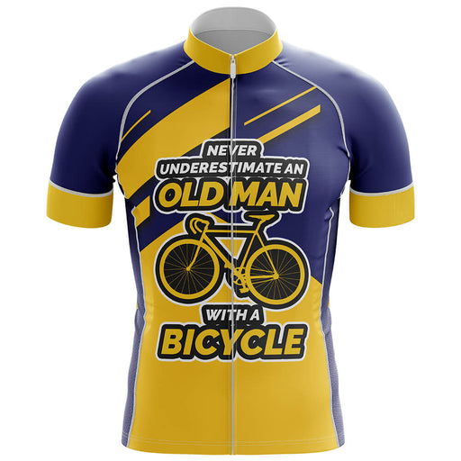 Cycling Jersey V2 - Global Cycling Gear