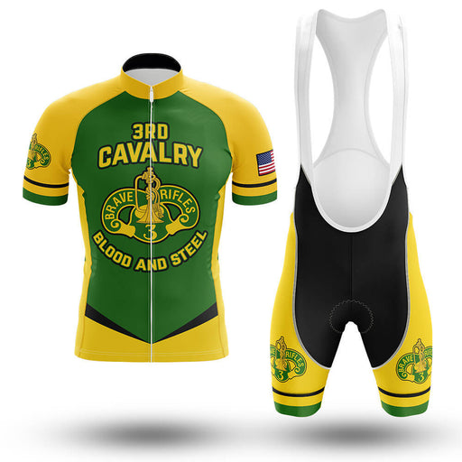 3rd Cavalry Regiment - Men's Cycling Kit - Global Cycling Gear