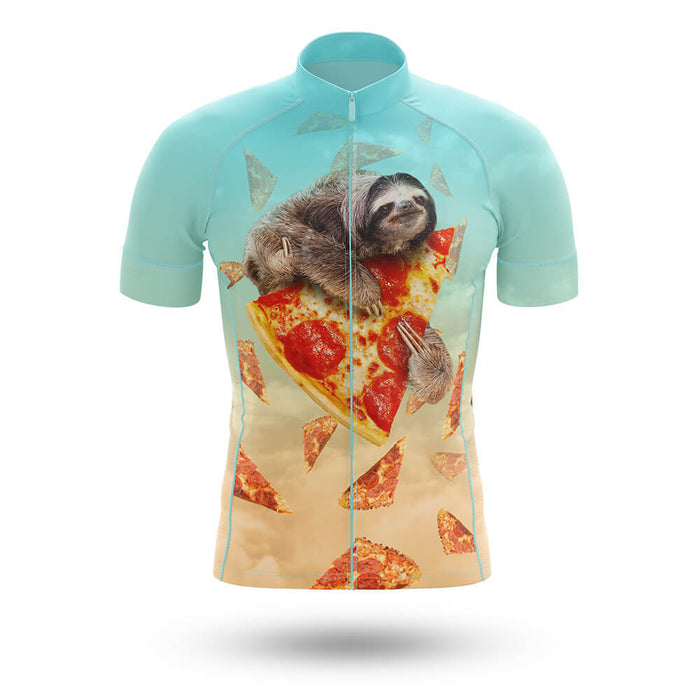 Pizza Sloth - Men's Cycling Kit - Global Cycling Gear