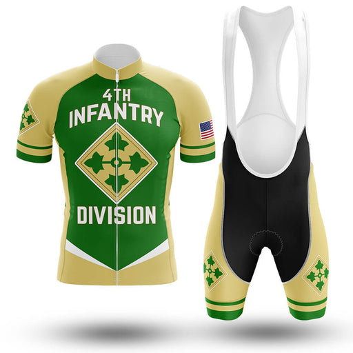 4th Infantry Division - Men's Cycling Kit - Global Cycling Gear