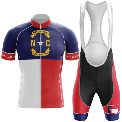 North Carolina Men's Cycling Kit - Global Cycling Gear