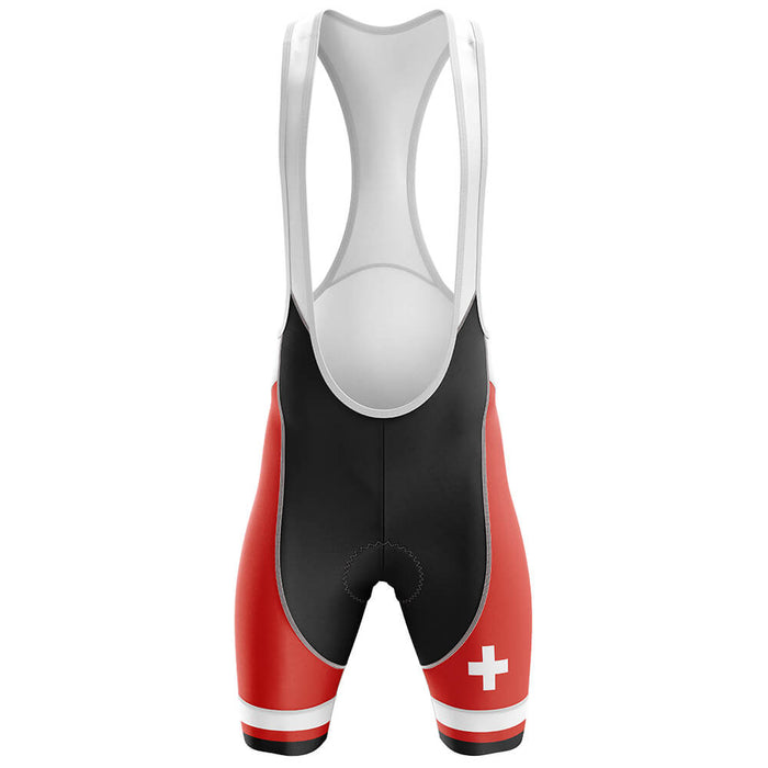 Switzerland Men's Cycling Kit - Global Cycling Gear