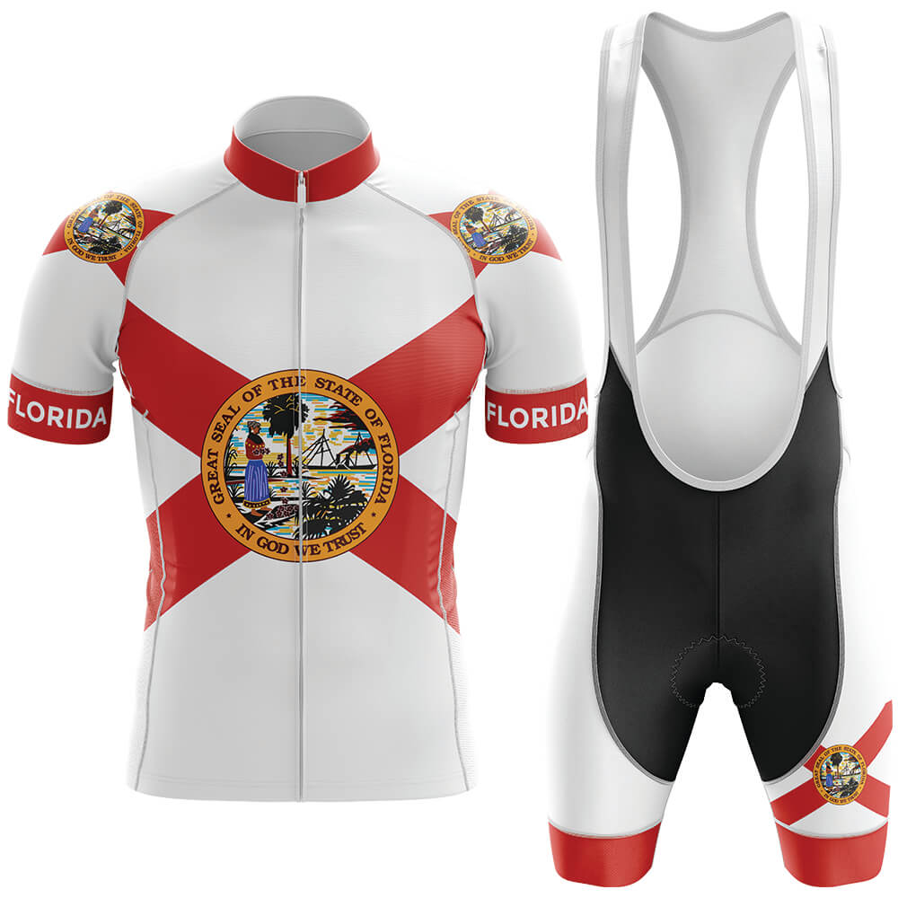 Florida Men's Cycling Kit - Global Cycling Gear