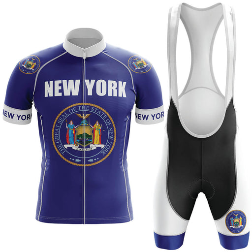 New York Men's Cycling Kit - Global Cycling Gear