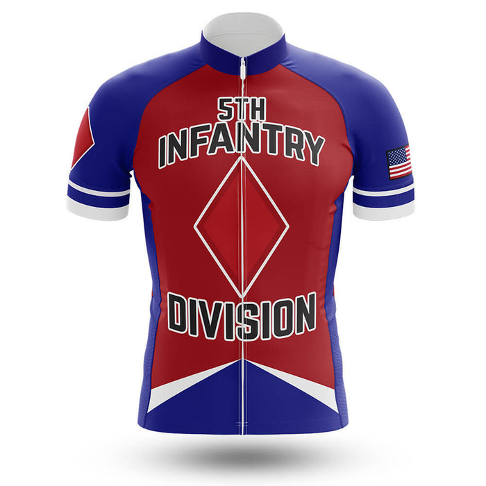 5th Infantry Division - Men's Cycling Kit - Global Cycling Gear