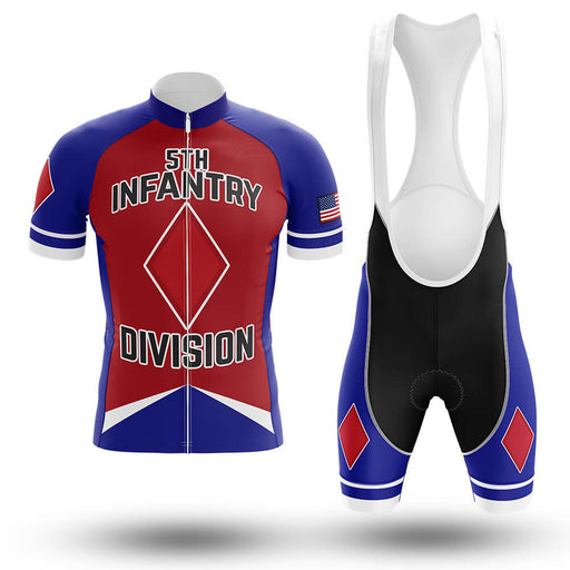 5th Infantry Division - Cycling Kit - Global Cycling Gear