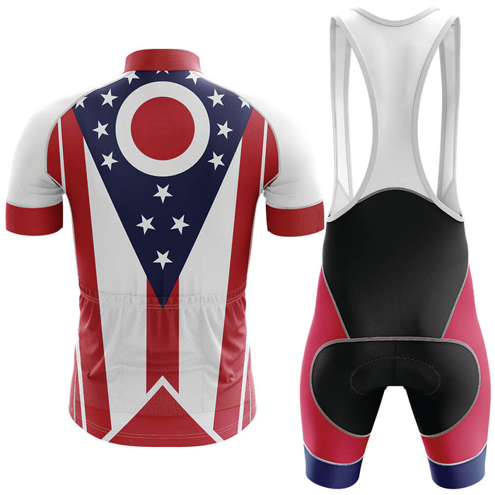 Ohio Men's Cycling Kit - Global Cycling Gear