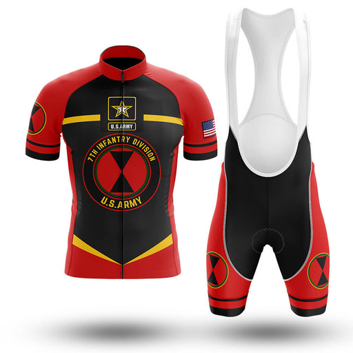7th Infantry Division - Cycling Kit - Global Cycling Gear