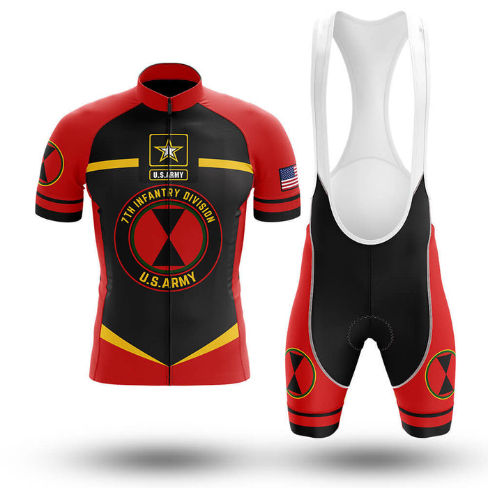 7th Infantry Division - Men's Cycling Kit - Global Cycling Gear