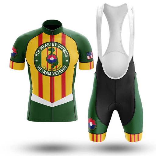 9th Infantry Division Vietnam Veteran - Cycling Kit - Global Cycling Gear