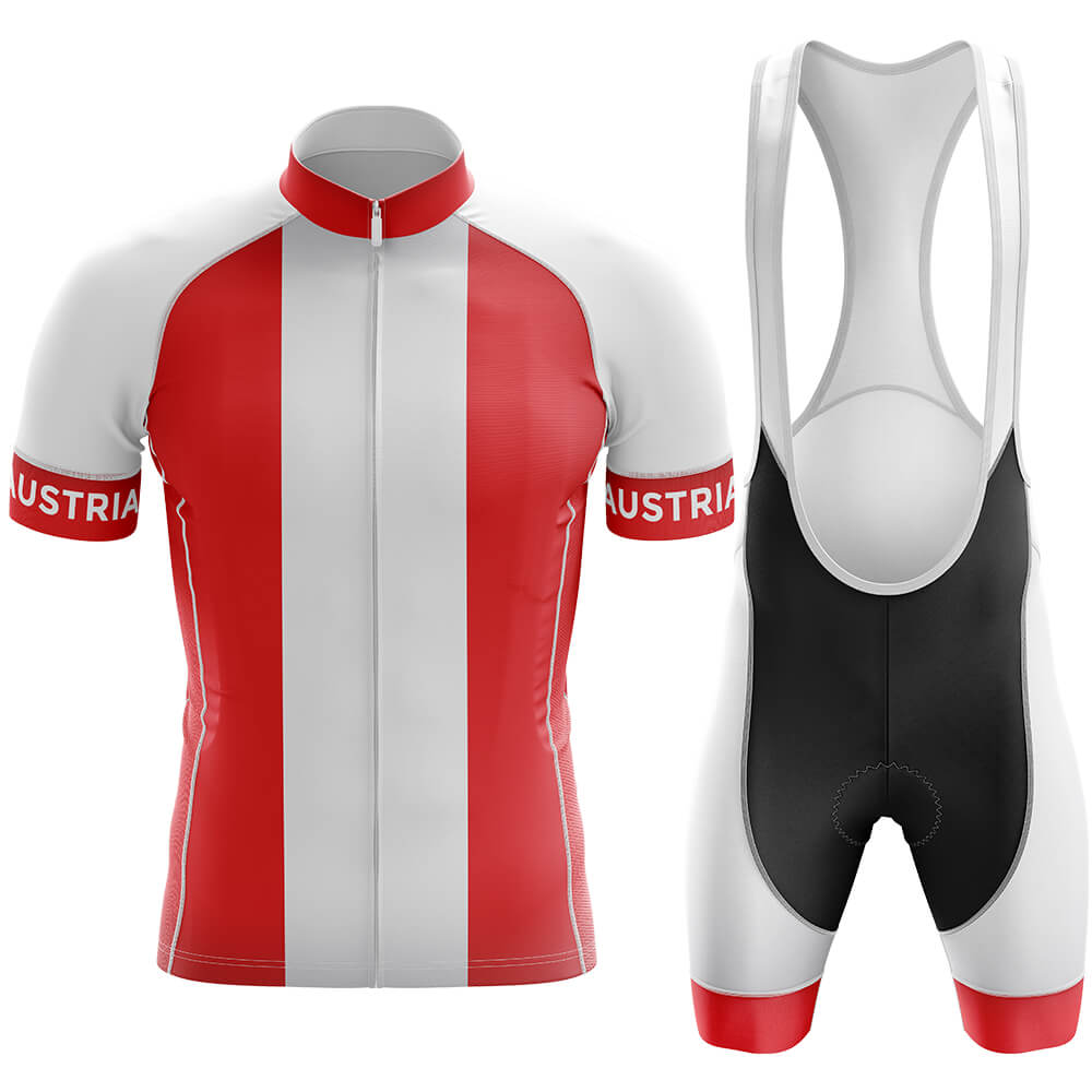 Austria Cycling Kit - Global Cycling Gear