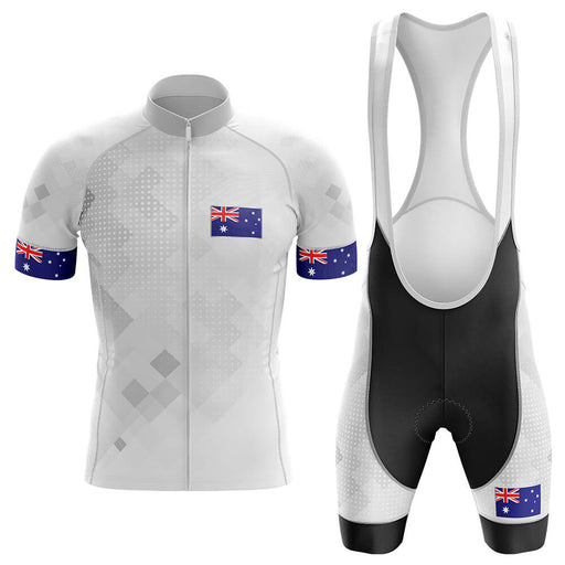 Australia V2 - Men's Cycling Kit - Global Cycling Gear