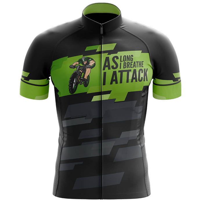 Attack Men's Cycling Kit - Global Cycling Gear