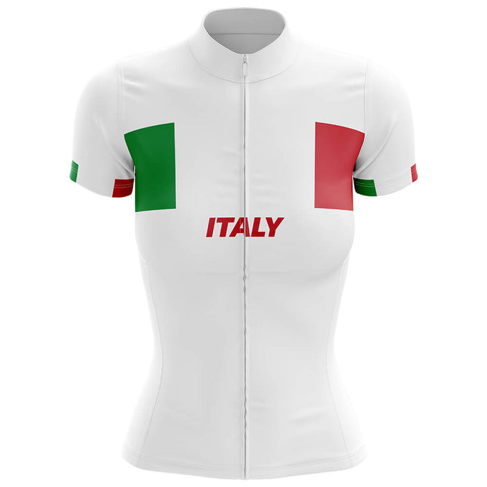 Italy - Women V4 - Cycling Kit - Global Cycling Gear