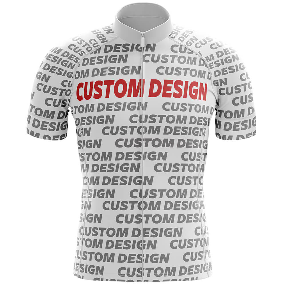 Custom Design Cycling Jersey - Global Cycling Gear