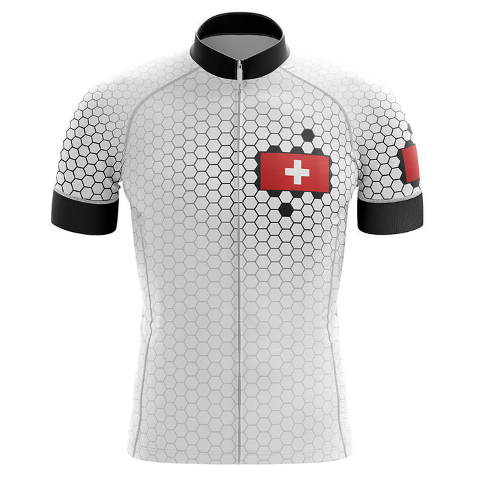 Switzerland V5 - Men's Cycling Kit - Global Cycling Gear