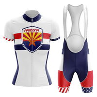 Arizona - Women V5 - Cycling Kit