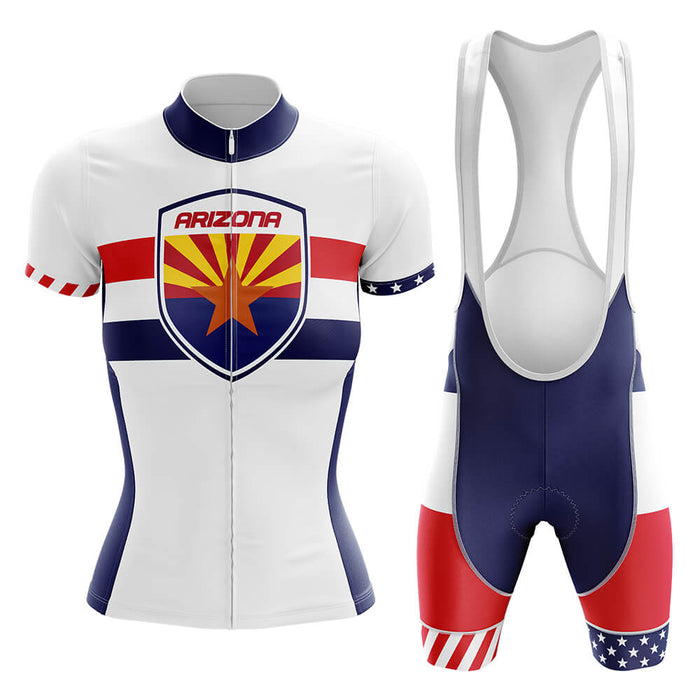 Arizona - Women V5 - Cycling Kit - Global Cycling Gear