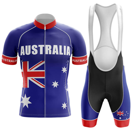 Australia Men's Cycling Kit - Global Cycling Gear