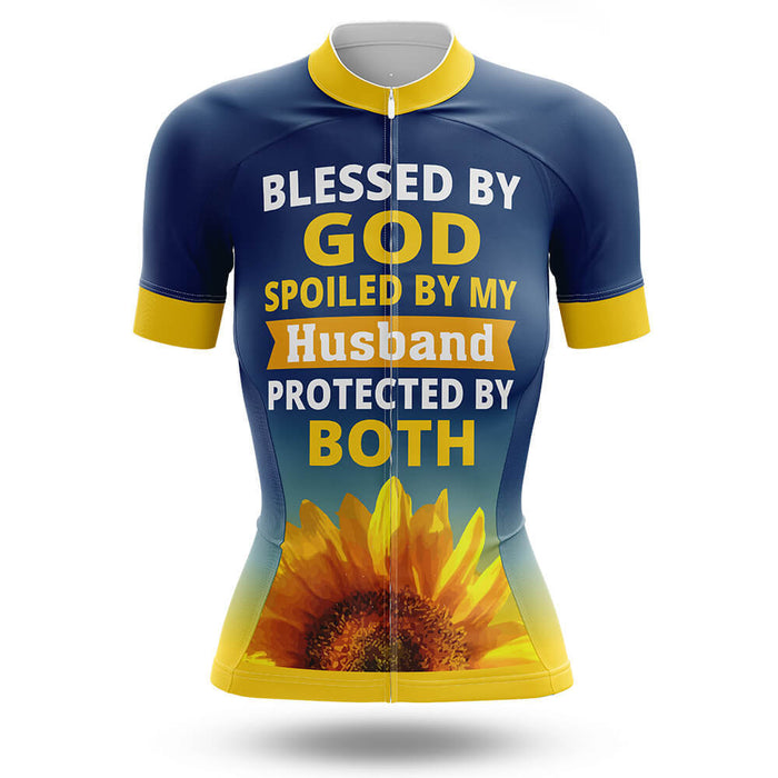Blessed By God - Women - Cycling Kit - Global Cycling Gear