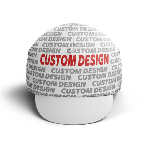 Custom Cycling Cap - Global Cycling Gear