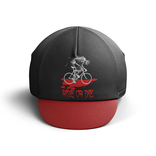 Ride Or Die Cycling Cap - Global Cycling Gear