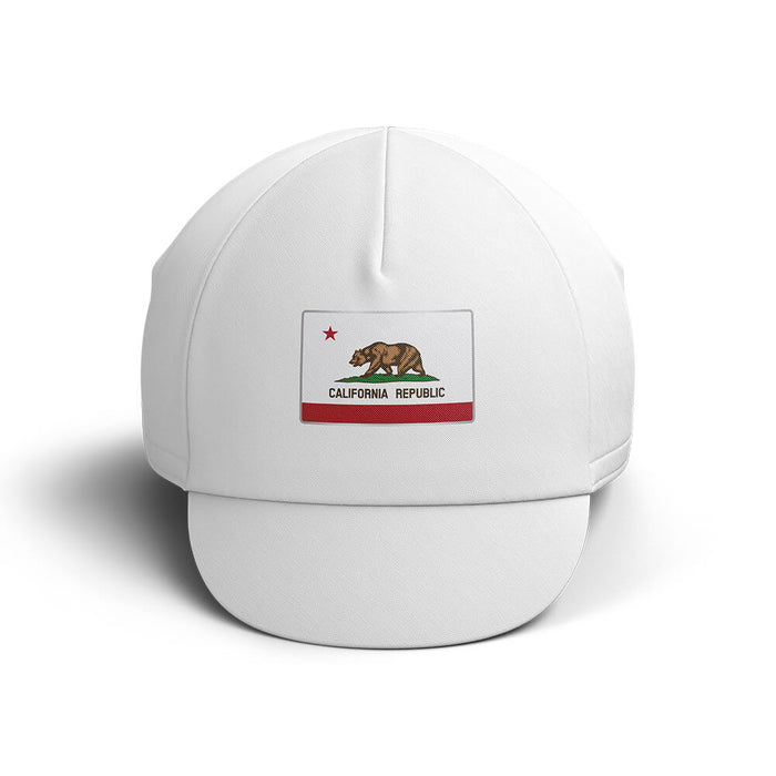 California Cycling Cap V4 - Global Cycling Gear
