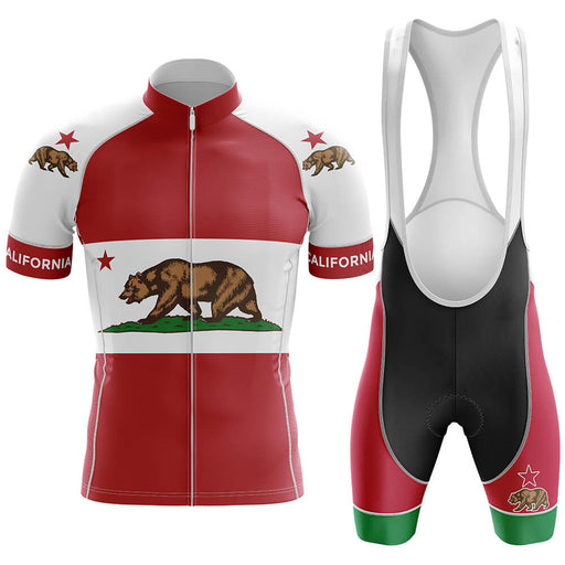 California Men's Cycling Kit - Global Cycling Gear