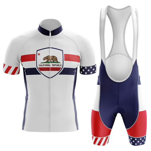 California V5 - Men's Cycling Kit - Global Cycling Gear