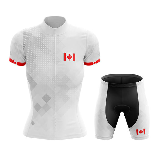 Canada - Women - Cycling Kit - Global Cycling Gear