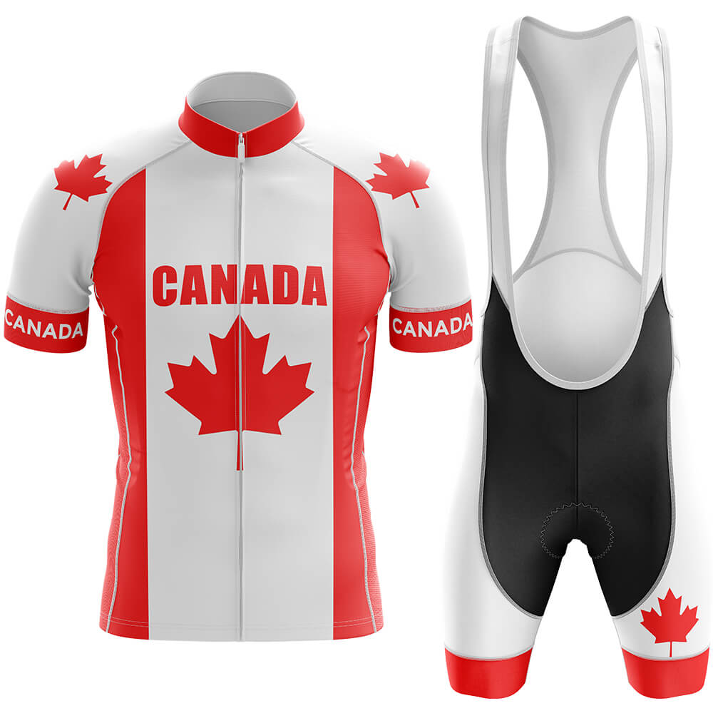Canada Cycling Kit - Global Cycling Gear