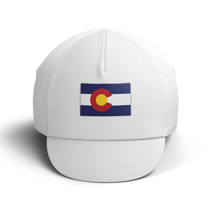 Colorado Cycling Cap V4 - Global Cycling Gear