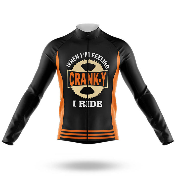 Crank-y - Men's Cycling Kit