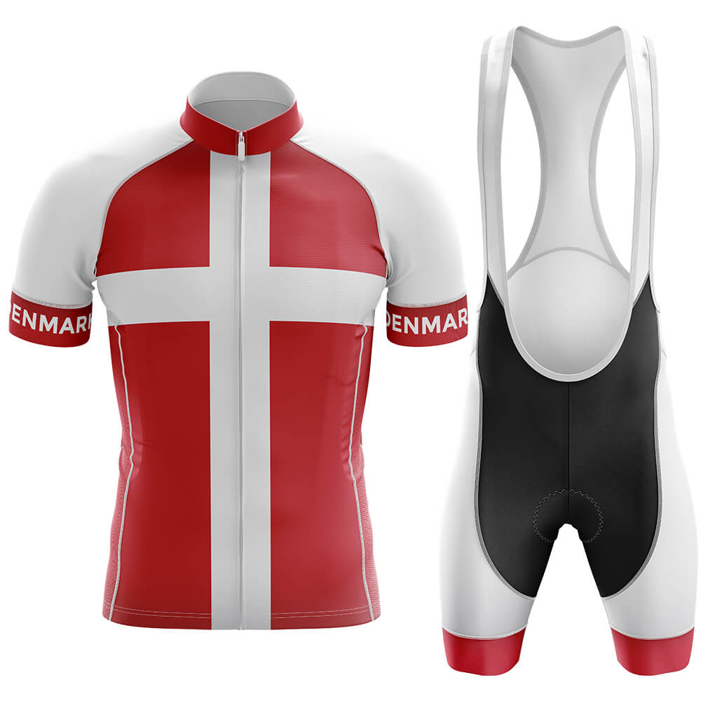 Denmark Cycling Kit - Global Cycling Gear