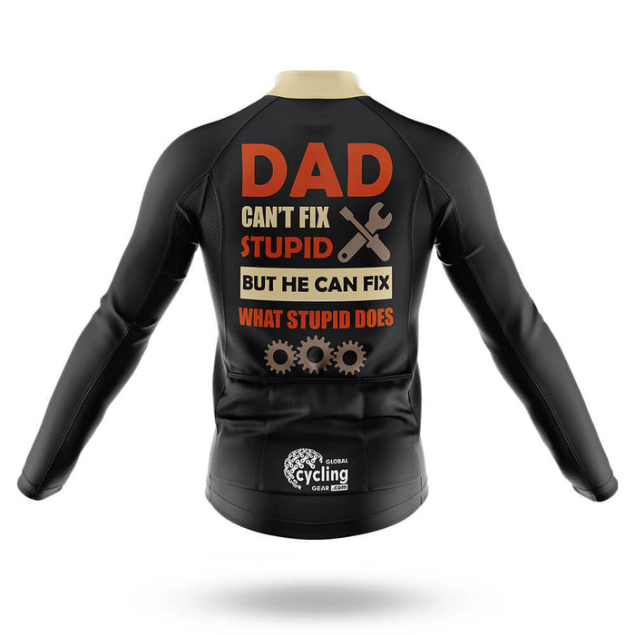Dad Can Fix - Men's Cycling Kit