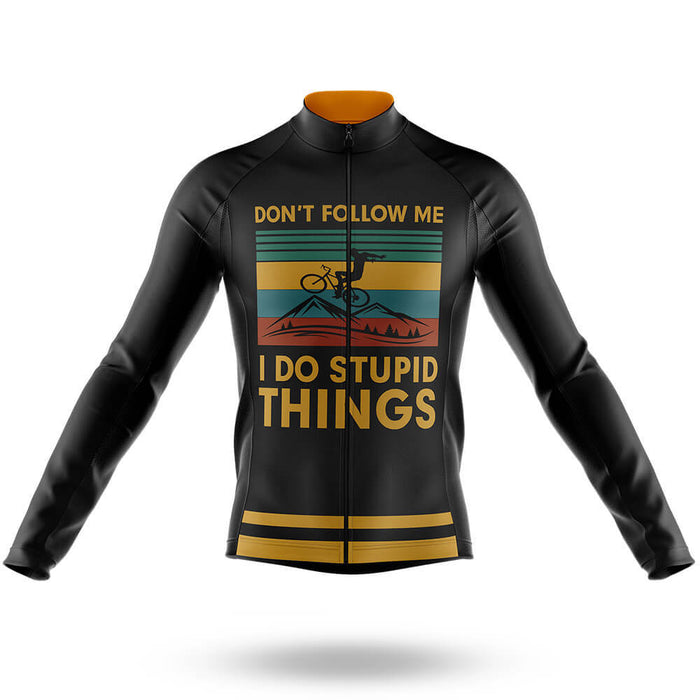 Don't Follow Me - Men's Cycling Kit