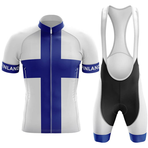Finland Men's Cycling Kit - Global Cycling Gear