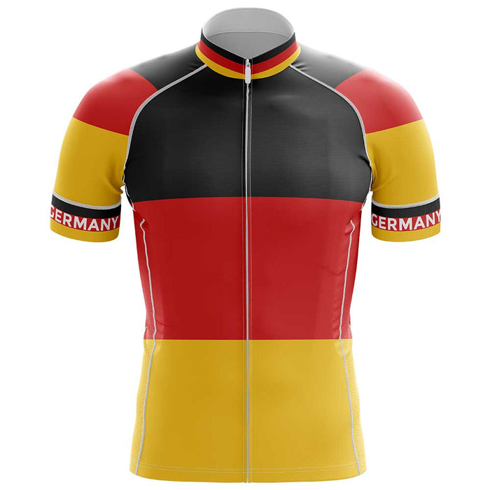 Germany Cycling Kit - Global Cycling Gear