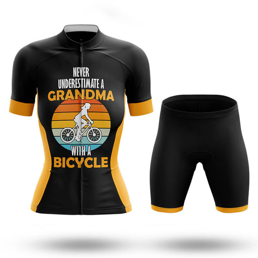 Grandma - Women - Cycling Kit