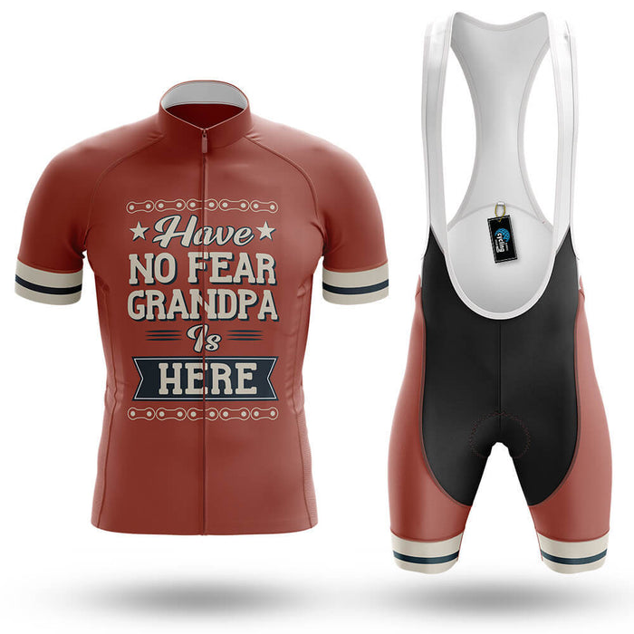 Grandpa Is Here - Men's Cycling Kit
