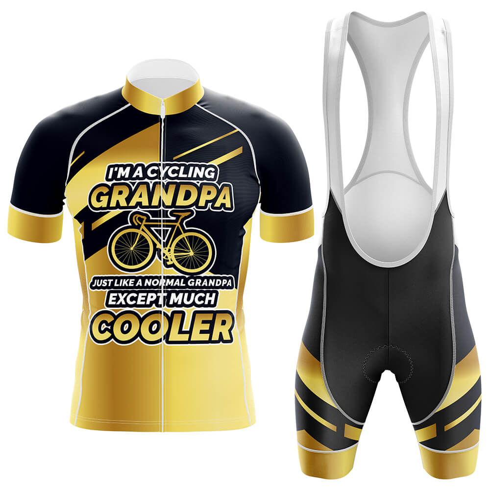 Grandpa Cycling Kit - Global Cycling Gear